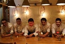 Serie Nuestros cocineros por el mundo