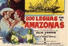 Película 800 leguas por el Amazonas