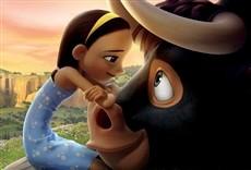 Escena de Olé, el viaje de Ferdinand