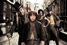Escena de Oliver Twist
