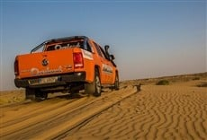 Serie Overland 19 Le Indie