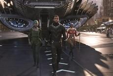 Escena de Pantera negra