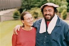 Escena de Pavarotti