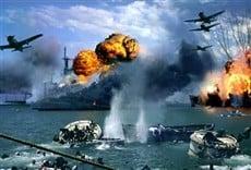Escena de Pearl Harbor