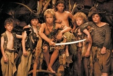 Escena de Peter Pan, la gran aventura