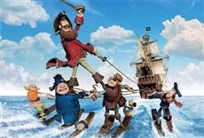 Película Piratas: una loca aventura