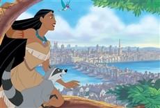 Película Pocahontas II: Viaje a un nuevo mundo