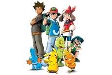 Escena de Serie Pokémon