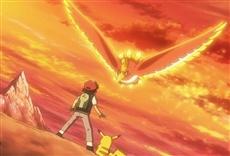 Escena de Pokémon, la película: ¡Yo te elijo!