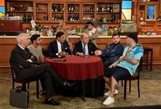 Escena de Polémica en el bar