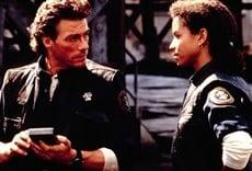 Película Timecop, policía en el tiempo
