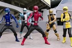 Serie Power Rangers Beast Morphers