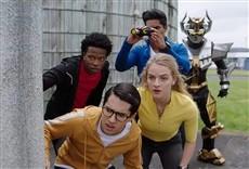 Escena de Power Rangers Beast Morphers