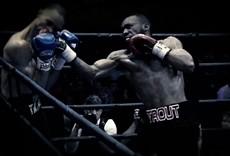 Escena de Premier Boxing Champions