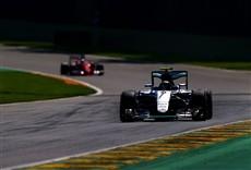 Escena de Previa - Fórmula 1