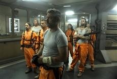 Escena de Prisionera del espacio