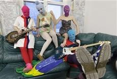 Escena de Pussy Riot, una plegaria punk