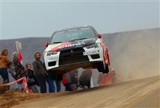 Escena de Rally Mobil