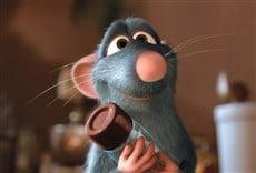 Escena de Ratatouille