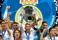 Televisión Real Madrid Campeón UCL 2017-2018