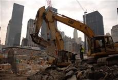 Escena de Reconstruyendo el World Trade Center