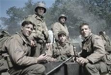 Escena de Salvar al soldado Ryan