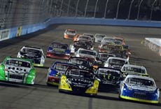 Escena de Resumen - NASCAR México Series