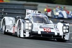 Televisión Road to Le Mans