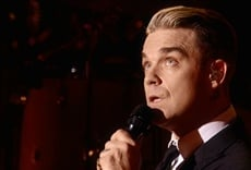 Película Robbie Williams One Night at the Palladium