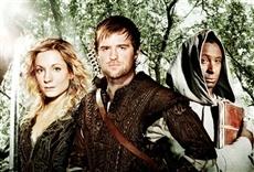 Escena de Robin Hood