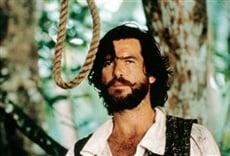 Película Robinson Crusoe, de Daniel Defoe