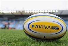 Escena de Rugby de Inglaterra - Premiership