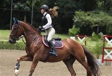 Televisión Saltos hípicos - Equitación Argentina - GP San Jor
