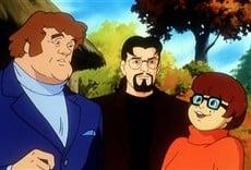 Escena de Scooby Doo y el fantasma de la bruja