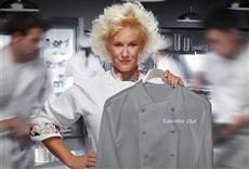 Escena de Se busca un chef con Anne Burrell