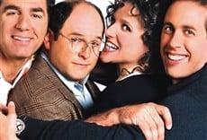 Escena de Seinfeld