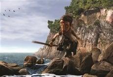 Película Selkirk, el verdadero Robinson Crusoe