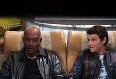 Película Serpientes en el avión