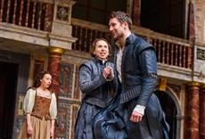 Escena de Shakespeare Globe: As You Like It