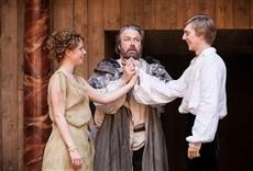 Película Shakespeare Globe Theatre: La tempestad