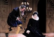 Escena de Shakespeare's Globe: Twelfth Night