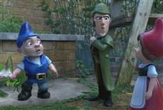 Escena de Sherlock Gnomes