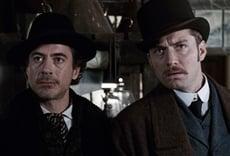Escena de Sherlock Holmes