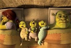 Escena de Shrek, felices para siempre