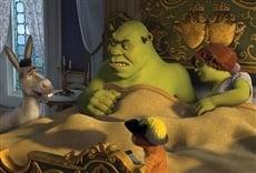 Película Shrek Tercero