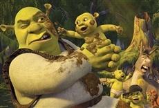 Escena de Shrek Tercero