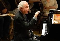 Televisión Sir Andras Schiff - Bach Partitas