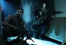 Escena de The Night Crew