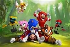 Escena de Sonic Boom