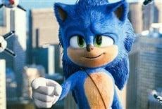 Película Sonic El Erizo